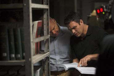 Mark Ruffalo y Michael Keaton