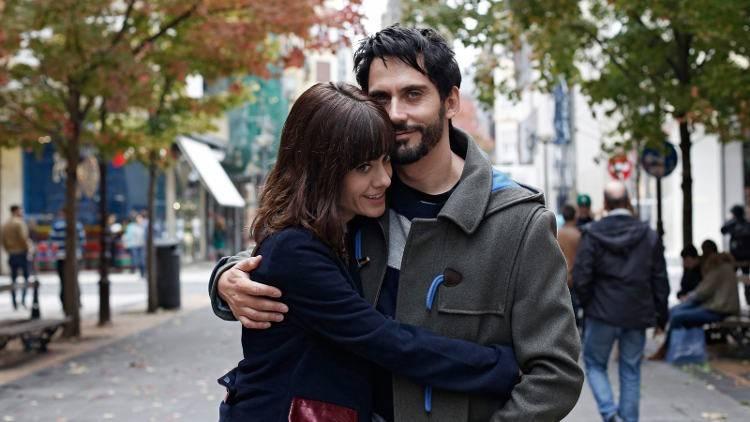 Paco León y Alexandra Jiménez