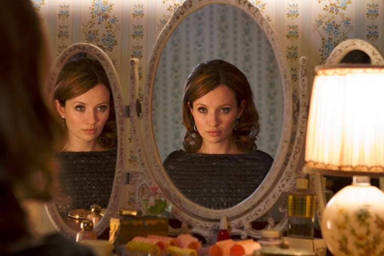 Emily Browning en 'Legend' (2015)