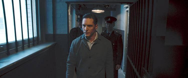 Tom Hardy en 'Legend' (2015)