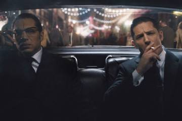 Tom Hardy vs Tom Hardy en 'Legend' (2015)