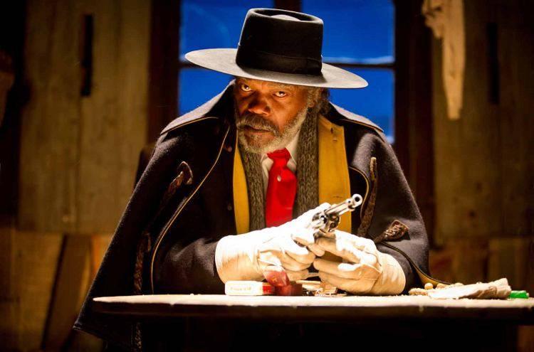 Los odiosos ocho: Samuel L. Jackson