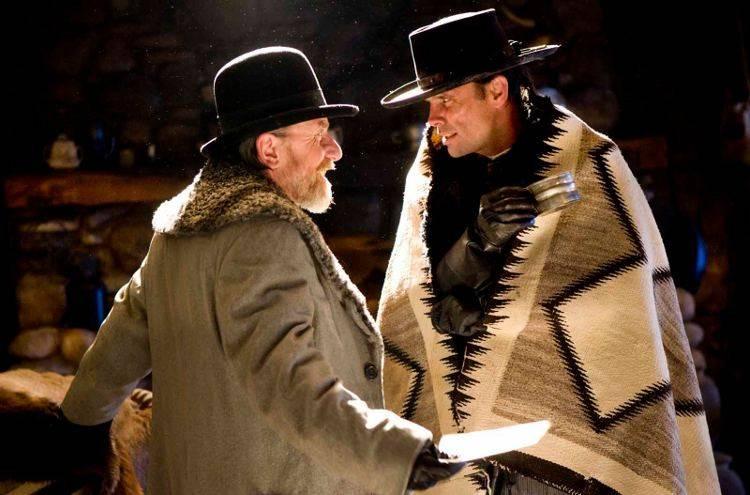 Los odiosos ocho : Tim Roth y Walton Goggins
