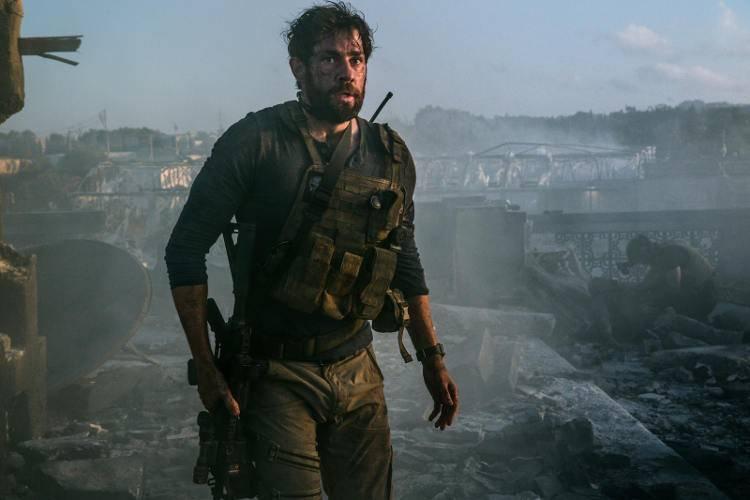 John Krasinski es Jack Silva en 13 horas: Los soldados secretos de Bengasi