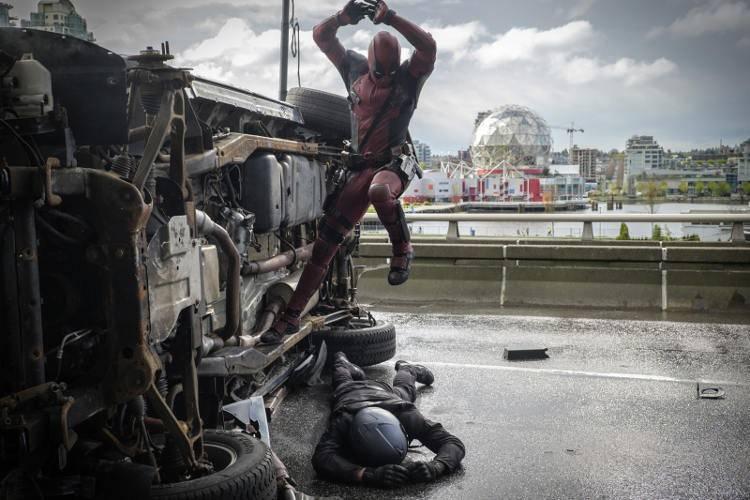 Ryan Reynolds es Deadpool