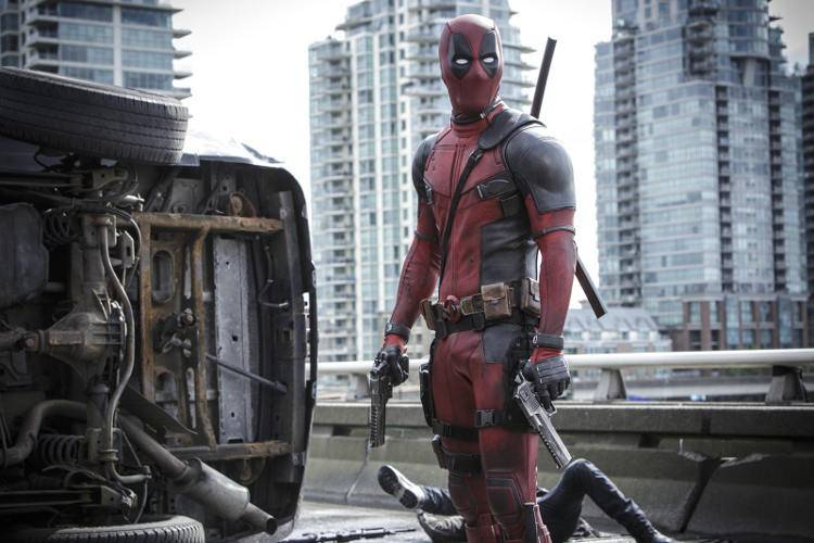 Ryan Reynolds es Deadpool