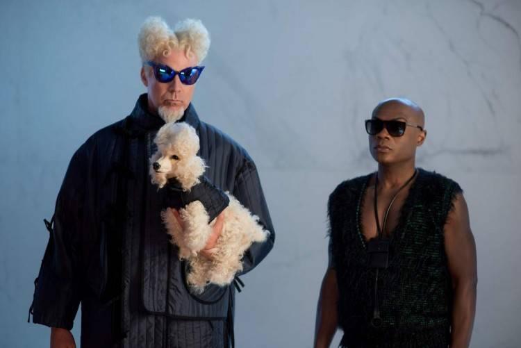 Will Ferrell es Mugatu y Nathan Lee interpreta a Todd - Crítica Zoolander No. 2