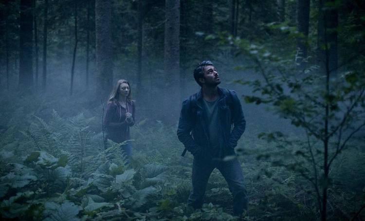 """Imagen de la película """"El bosque de los suicidios"""""""