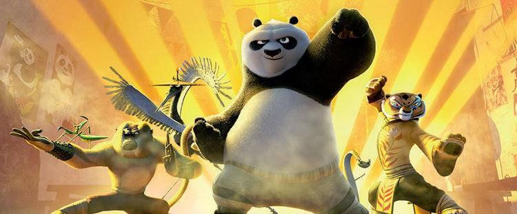 Po es Kung Fu Panda
