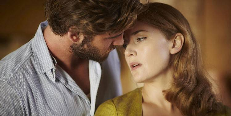 Kate Winslet, Liam Hemsworth