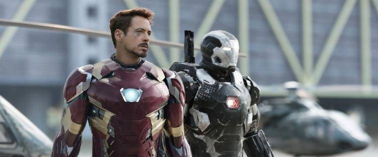 Don Cheadle, Robert Downey Jr.