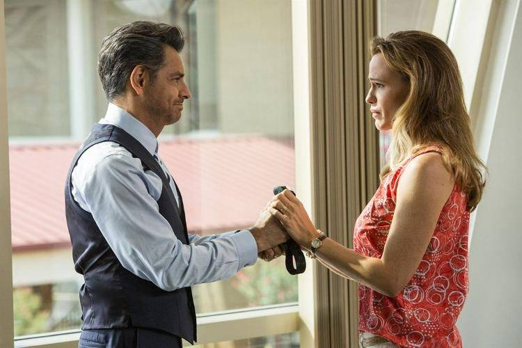 Eugenio Derbez, Jennifer Garner