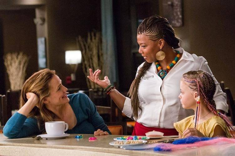 Jennifer Garner, Queen Latifah, Kylie Rogers