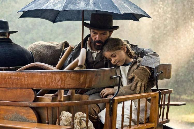 Antonio Banderas en una escena de 'Altamira'