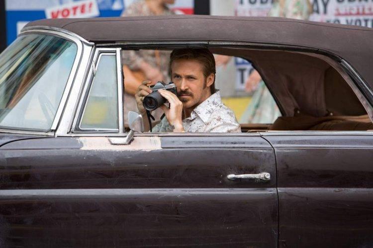 Ryan Gosling en Dos Buenos Tipos