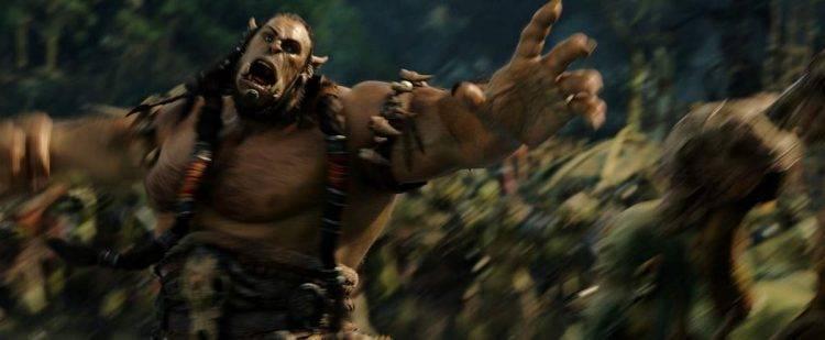 Robert Kazinsky es el Orco Ogrim