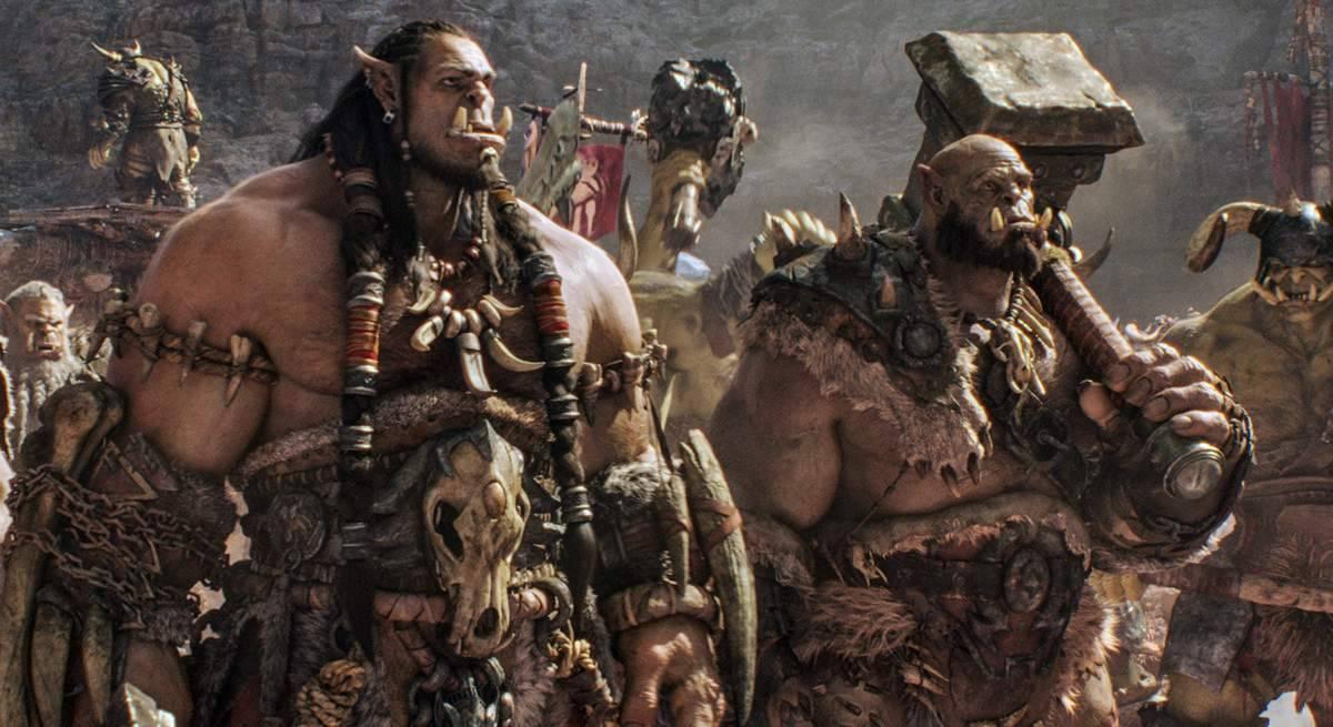 Imagen de la película Warcraft