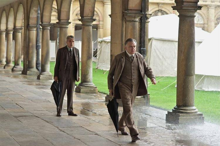 Jeremy Irons y Kevin McNally