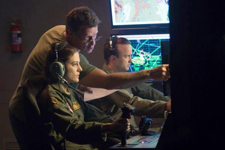 Imagen de la película 'Espías desde el cielo'