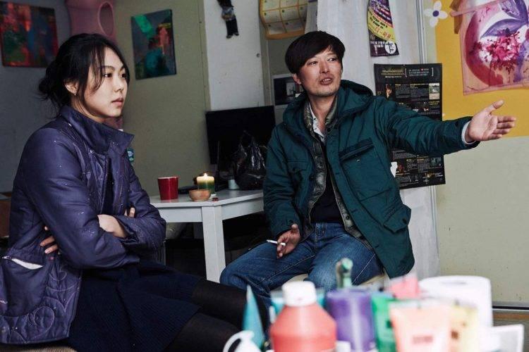 Jae-yeong Jeong y Min-hee Kim - Crítica Ahora sí, antes no