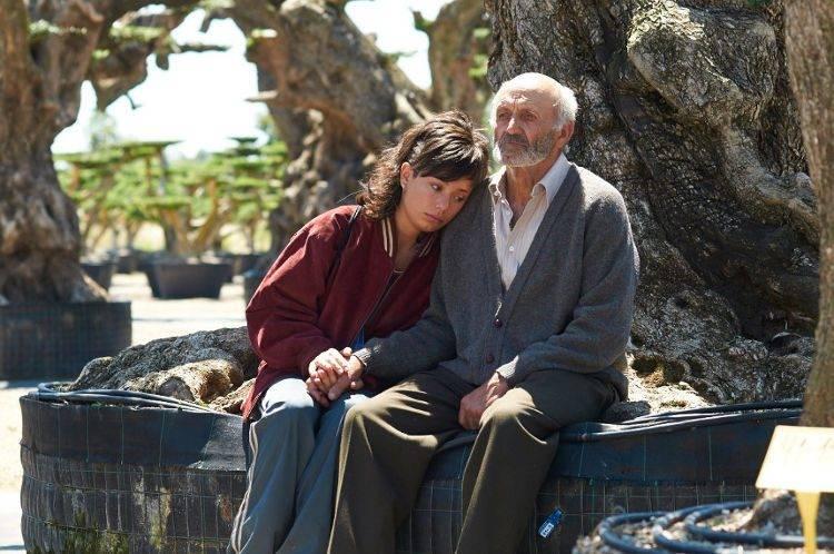 Anna Castillo y Manuel Cucala