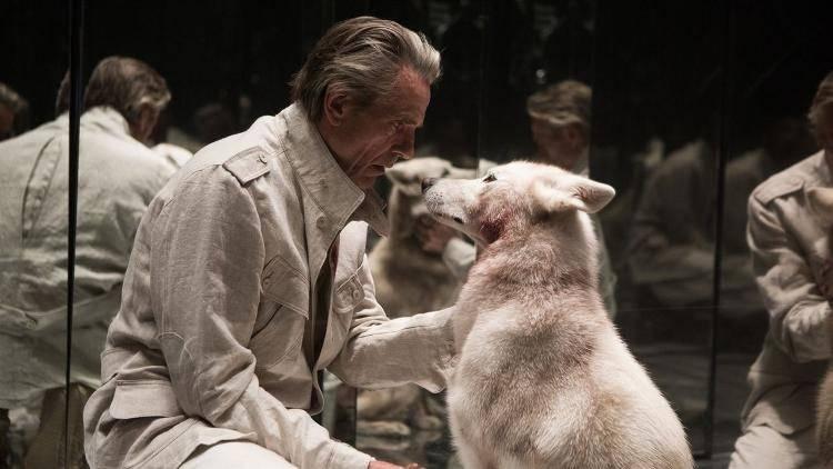 Jeremy Irons en una escena de la película