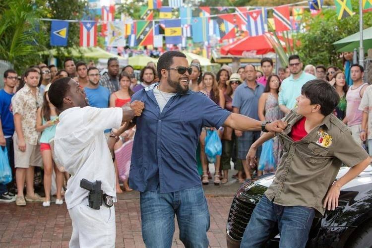 Trío de ases en 'Infriltrados en Miami' - Kevin Hart, Ice Cube y Ken Jeong