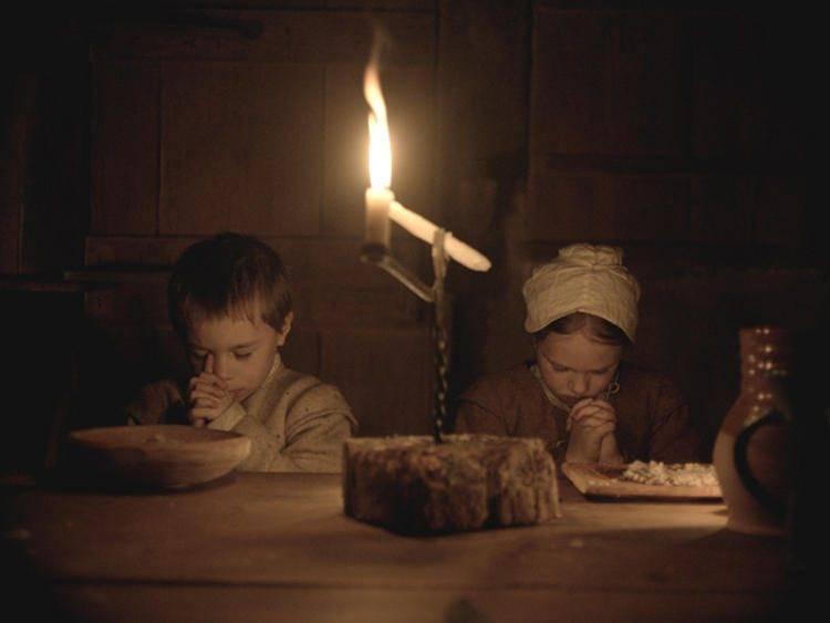 Lucas Dawson y Ellie Grainger son los mellizos de la familia de puritanos