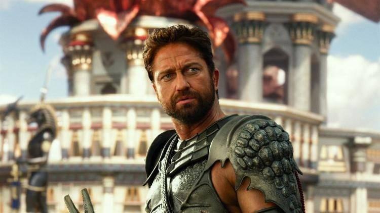 Gerard Butler es Seth, el único que tiene el criterio suficiente como para querer destruir a los 'Dioses de Egipto'