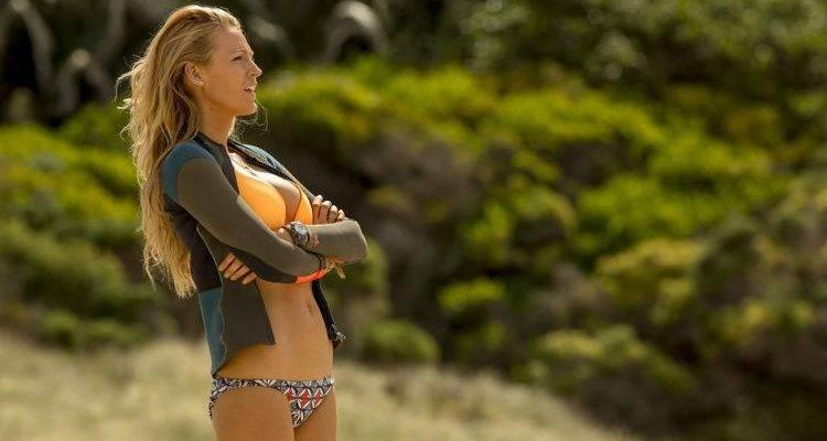 Blake Lively en bikini