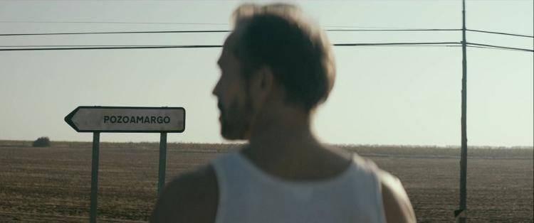 El infatigable protagonista de la película, Jesús Gallego.