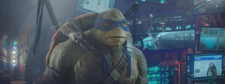 Tortugas Ninja: Leonardo
