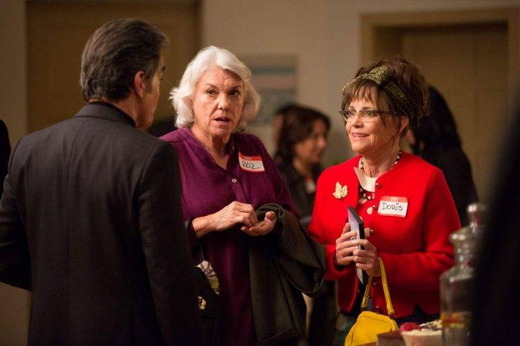 Roz (Tyne Daly) y Doris (Sally Field) - Crítica de 'Hello, my name is Doris'