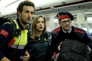 María León, Miki Esparbé, Jordi Sánchez