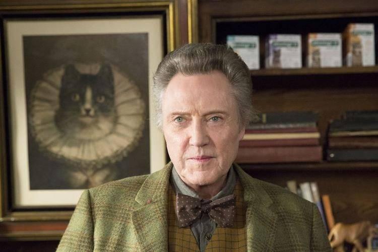 Christopher Walken en 'Siete Vidas este gato es un peligro'