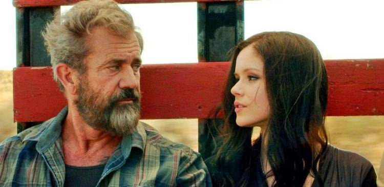 Mel Gibson y Erin Moriarty