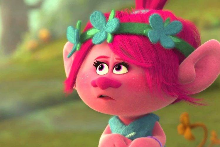 Poppy será la nueva reina de los Trolls