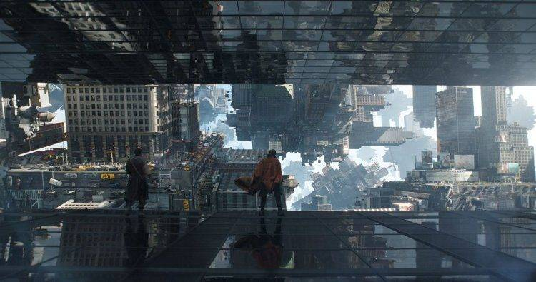 Foto de la película Doctor Strange: Los efectos visuales son espectaculares