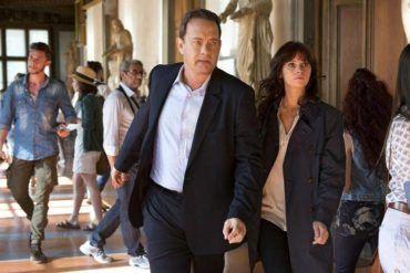 Felicity Jones, Tom Hanks