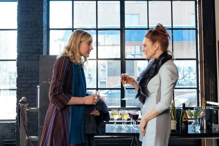 Greta Gerwig y Julianne Moore enamoradas del mismo hombre