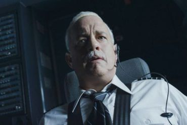 Tom Hanks es Sully, el piloto del vuelo vuelo 1549 de US Airways