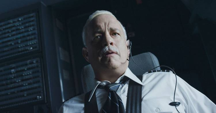 Tom Hanks es Sully, el piloto del vuelo vuelo 1549 de US Airways