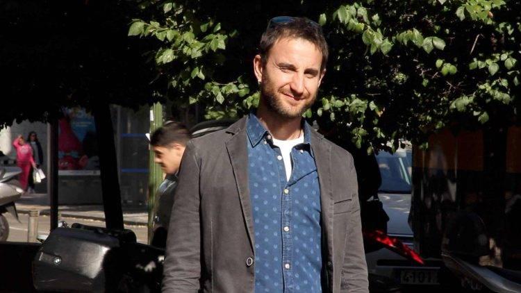 Dani Rovira interpreta a Ramón Arroyo, personaje real en el que se basa la película 100 Metros
