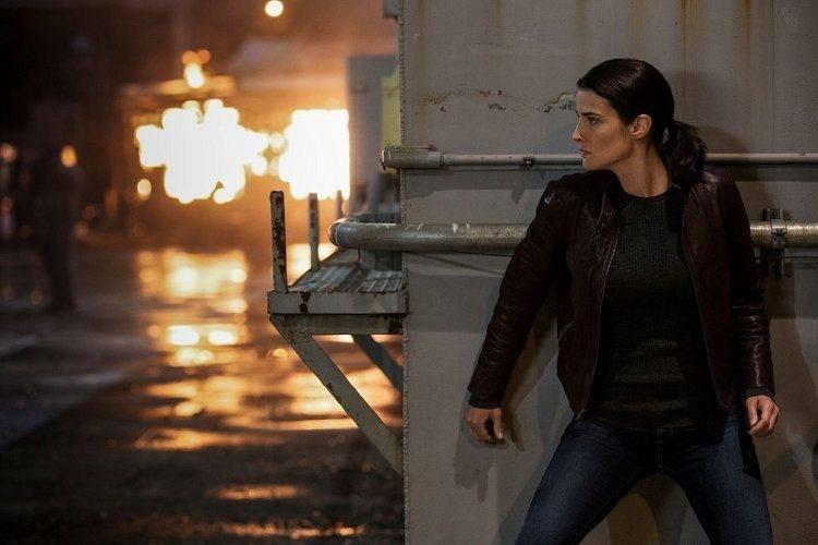 Cobie Smulders interpreta a un personaje femenino a la altura de Jack Reacher