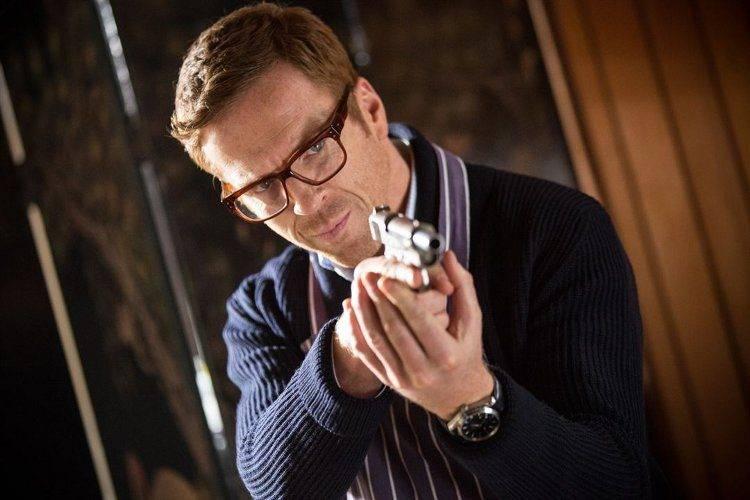 Damian Lewis es Hector, un agente del Servicio Secreto Británico