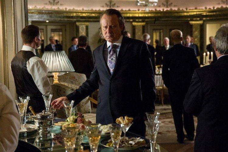 Stellan Skarsgård interpreta a un peligroso mafioso ruso