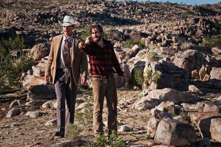 Jake Gyllenhaal y Michael Shannon