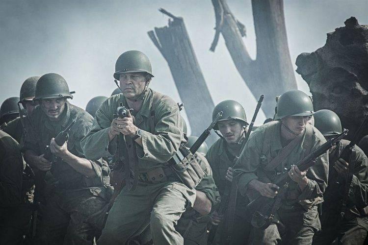 Vince Vaughn es el sargento de 'Hasta el último hombre'