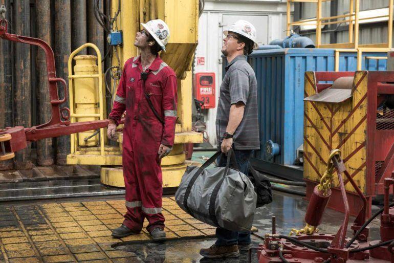 Mark Wahlberg nos pasea por las profundidades de la Deepwater Horizon