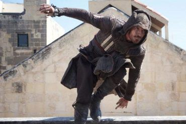 Michael Fassbender es Aguilar en Assassin´s Creed